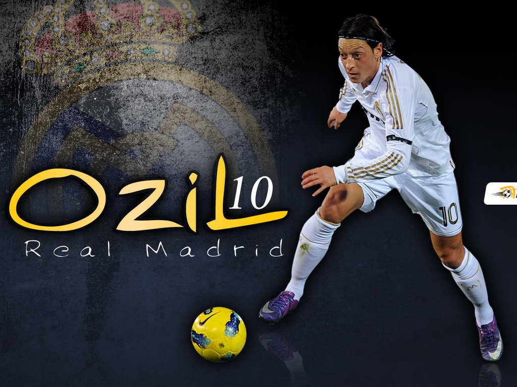 Mesut Ozil Real Madrid wallpapers