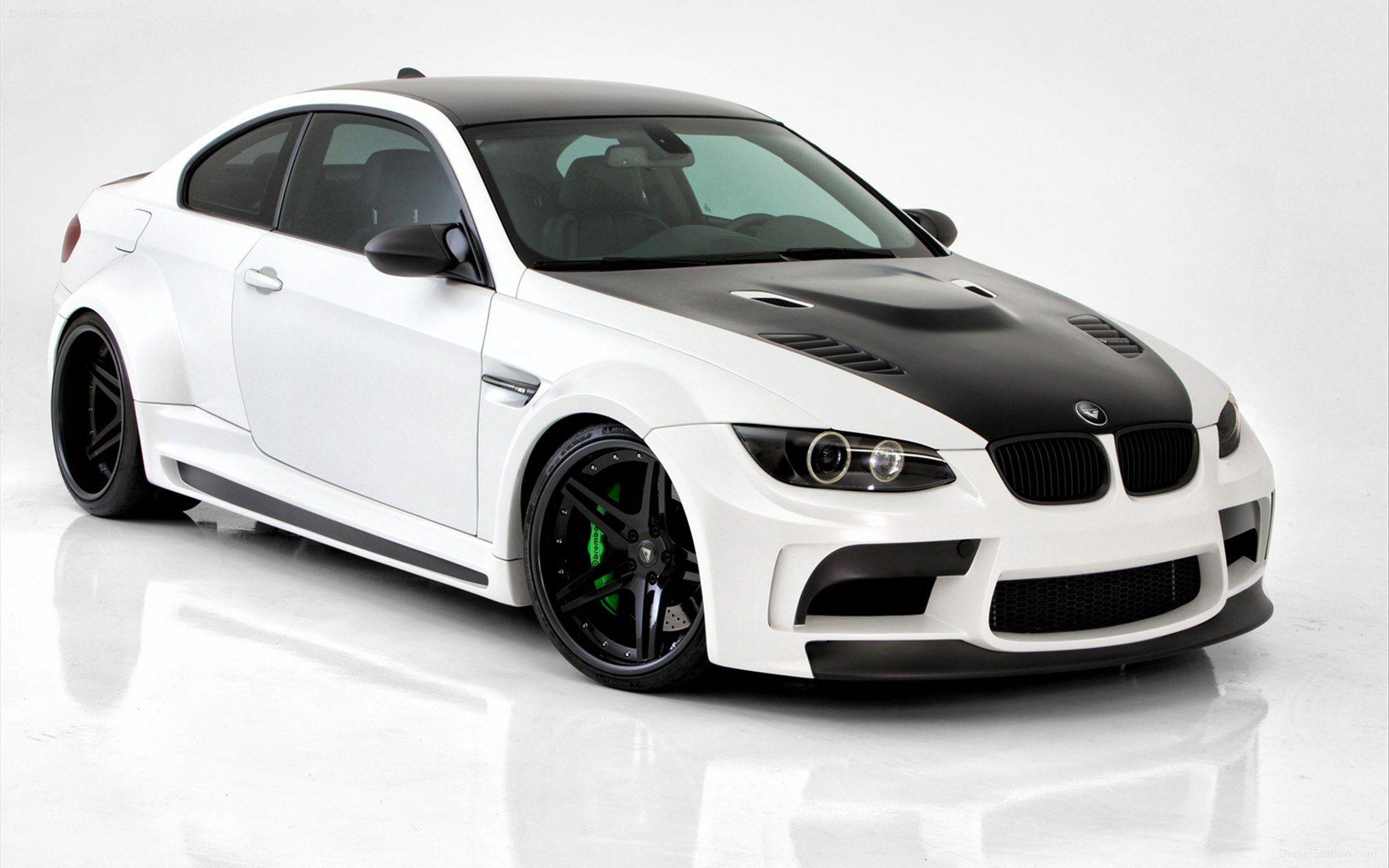 BMW M3 Vorsteiner Car Wallpapers Wallpapers