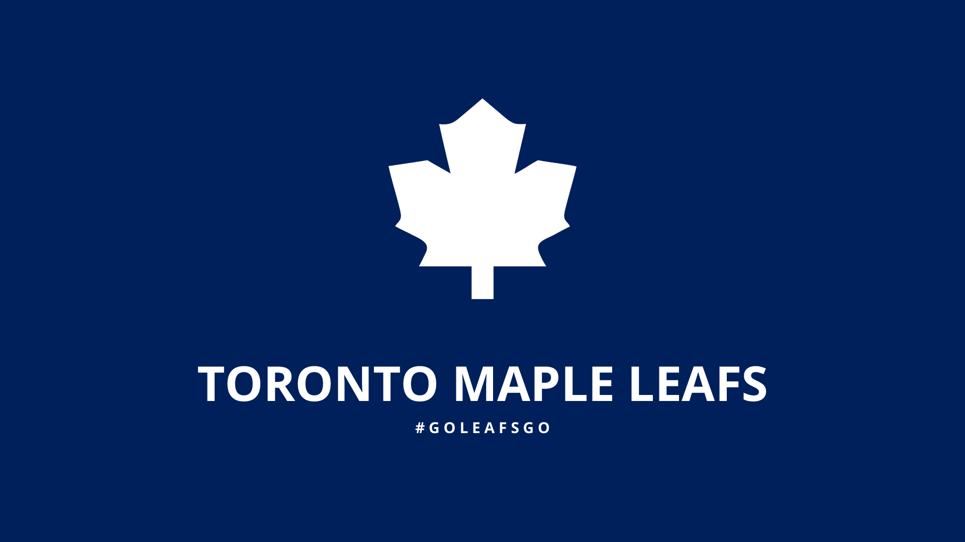 Toronto Maple Leafs Wallpapers 2015