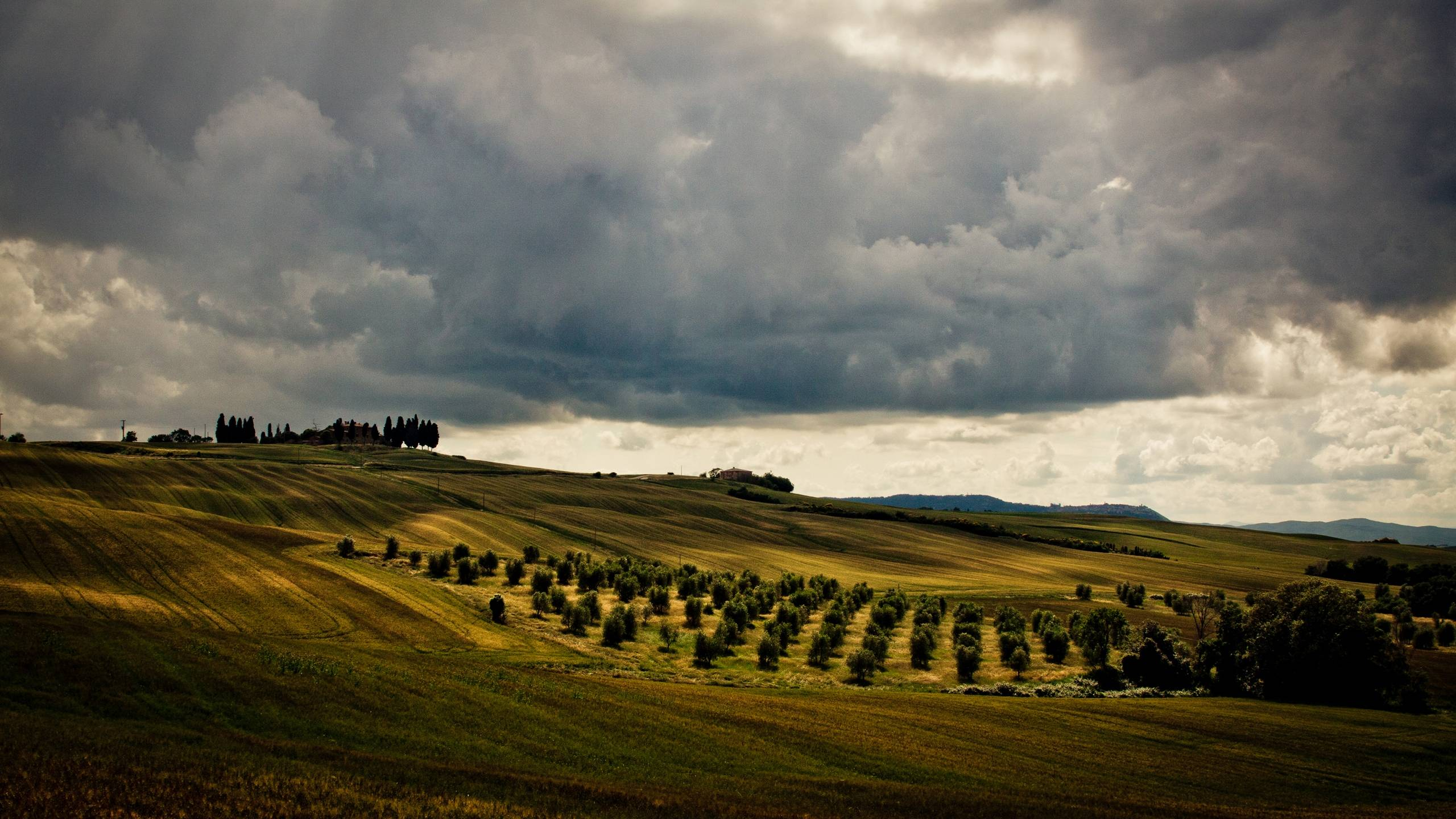 Tuscany wallpaper - 1250191