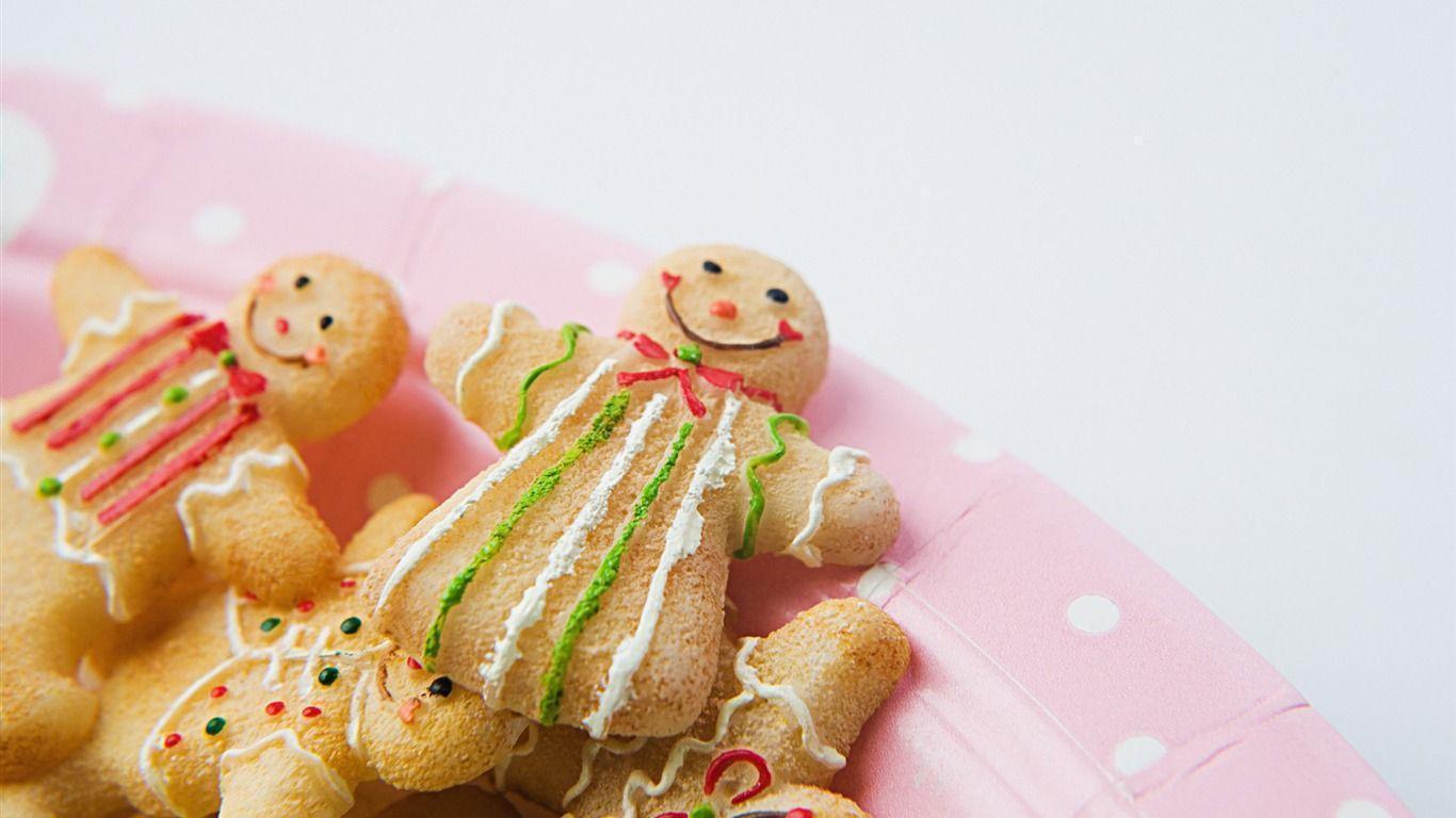 Gingerbread Man Wallpapers - Wallpaper - 89.1KB