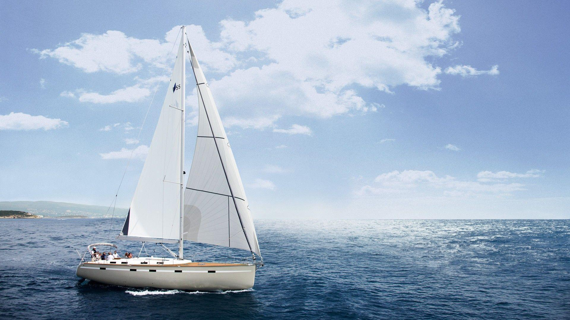 Vehicles For > Sailboat Wallpapers