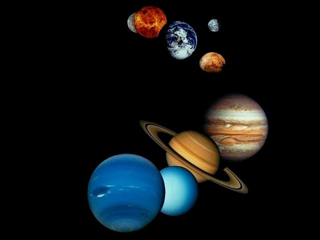 Planets In The Solar System Wallpaper 14079 Hd Wallpapers in Space ...