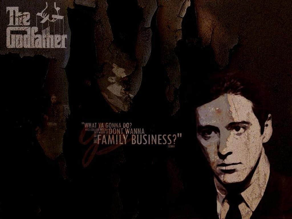 The Godfather - The Godfather Trilogy Wallpaper (974239) - Fanpop