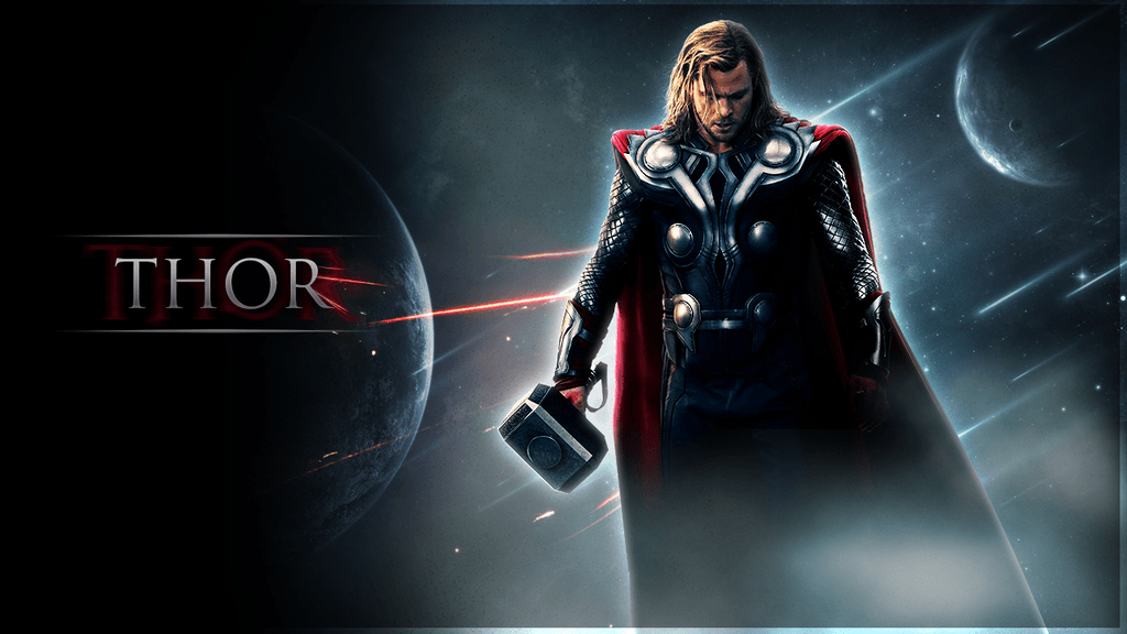 THOR Wallpaper by DieVentusLady on DeviantArt