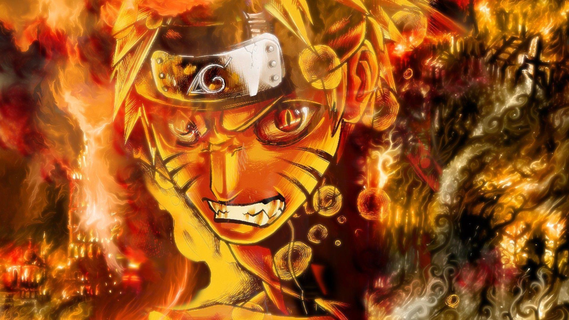 Naruto Wallpaper 1080P