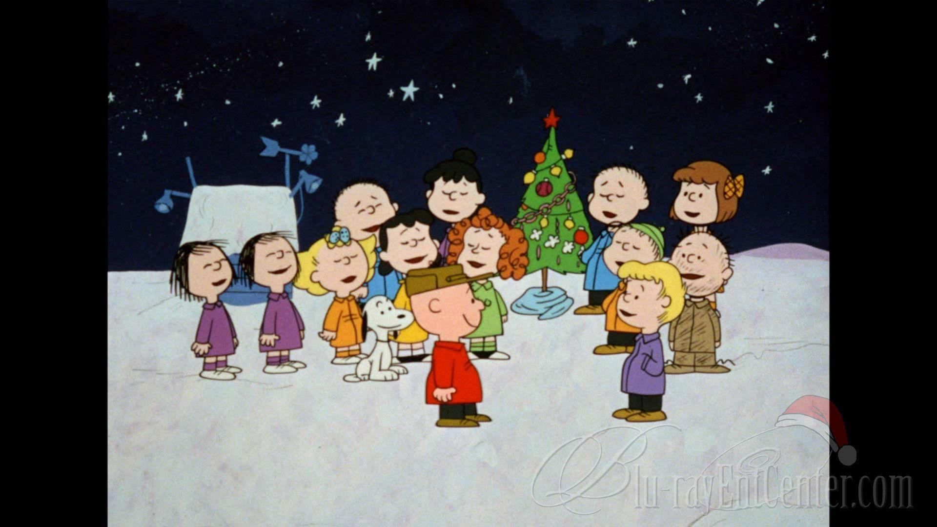 Charlie Brown Christmas Wallpaper hd photo