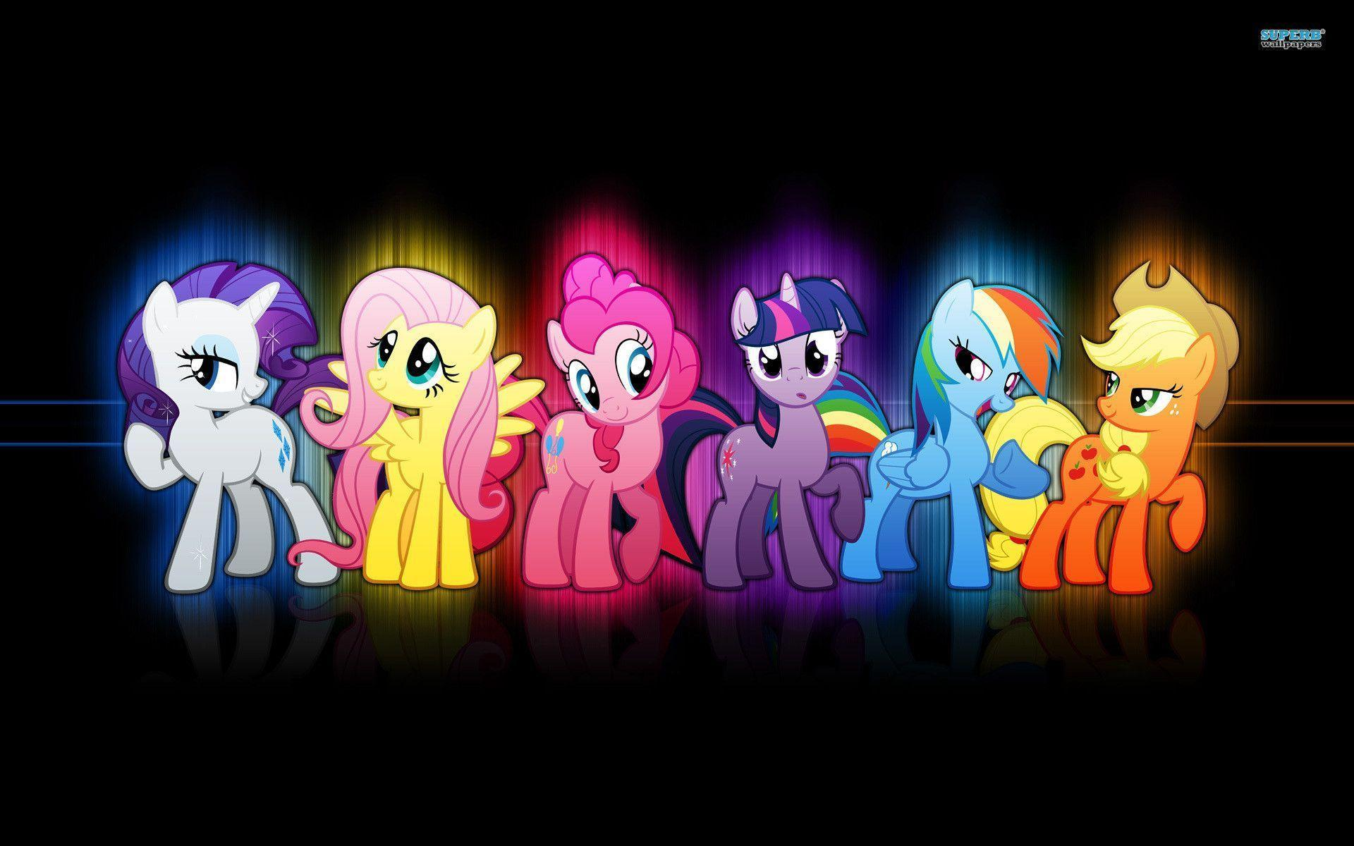 Backgrounds My Little Pony Wallpaper Cave