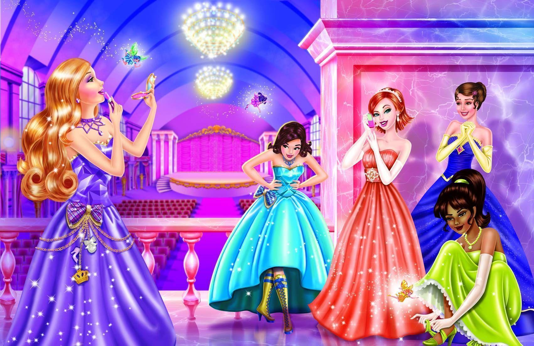 Barbie Doll Wallpapers Wallpaper Cave