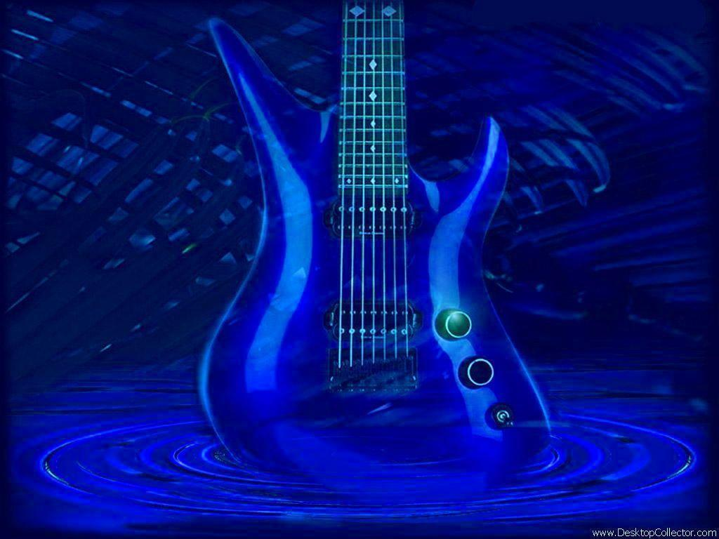 Abstract Guitar Wallpaper Hd: Cool Guitar Wallpapers