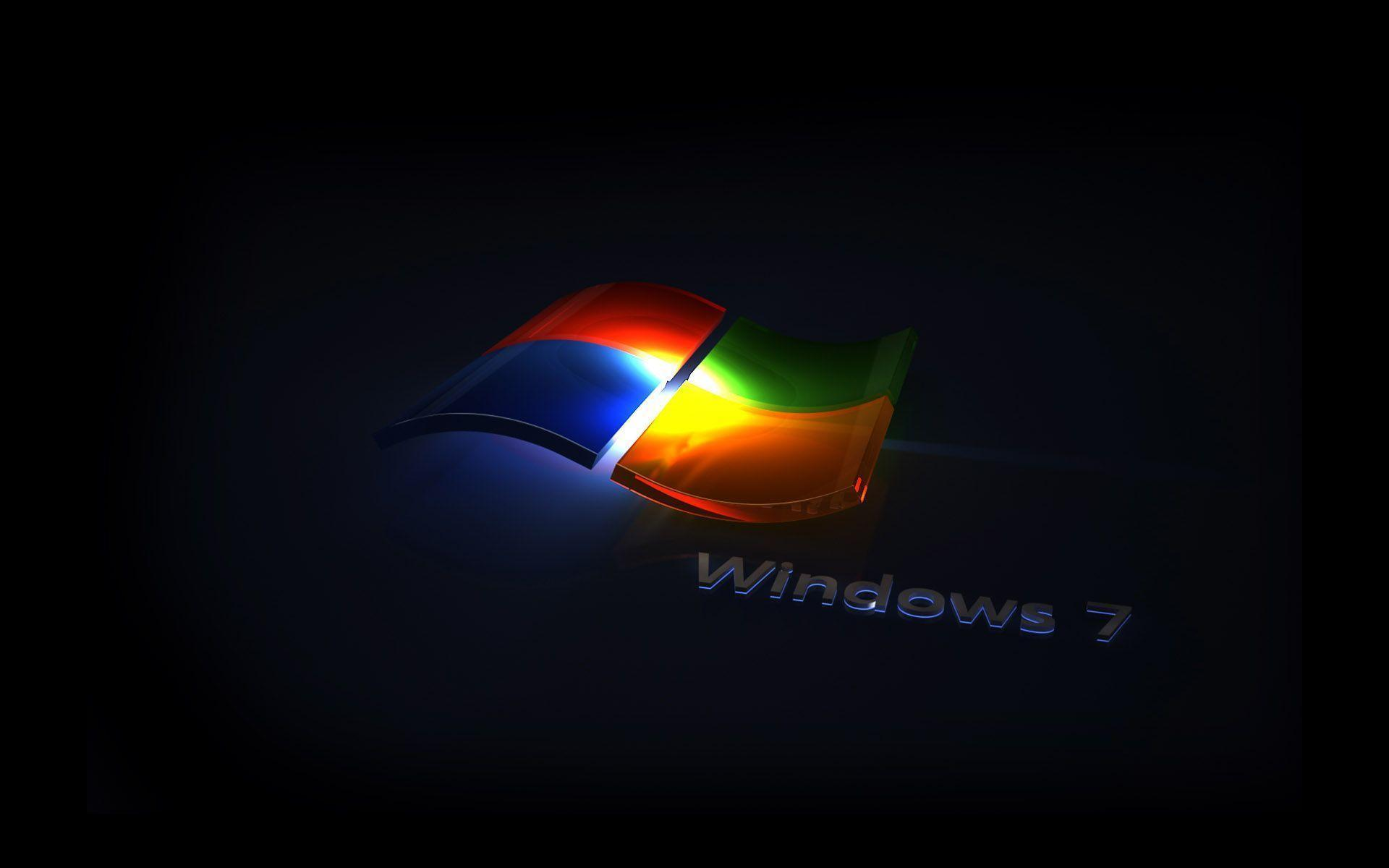Windows 7 3D wallpapers