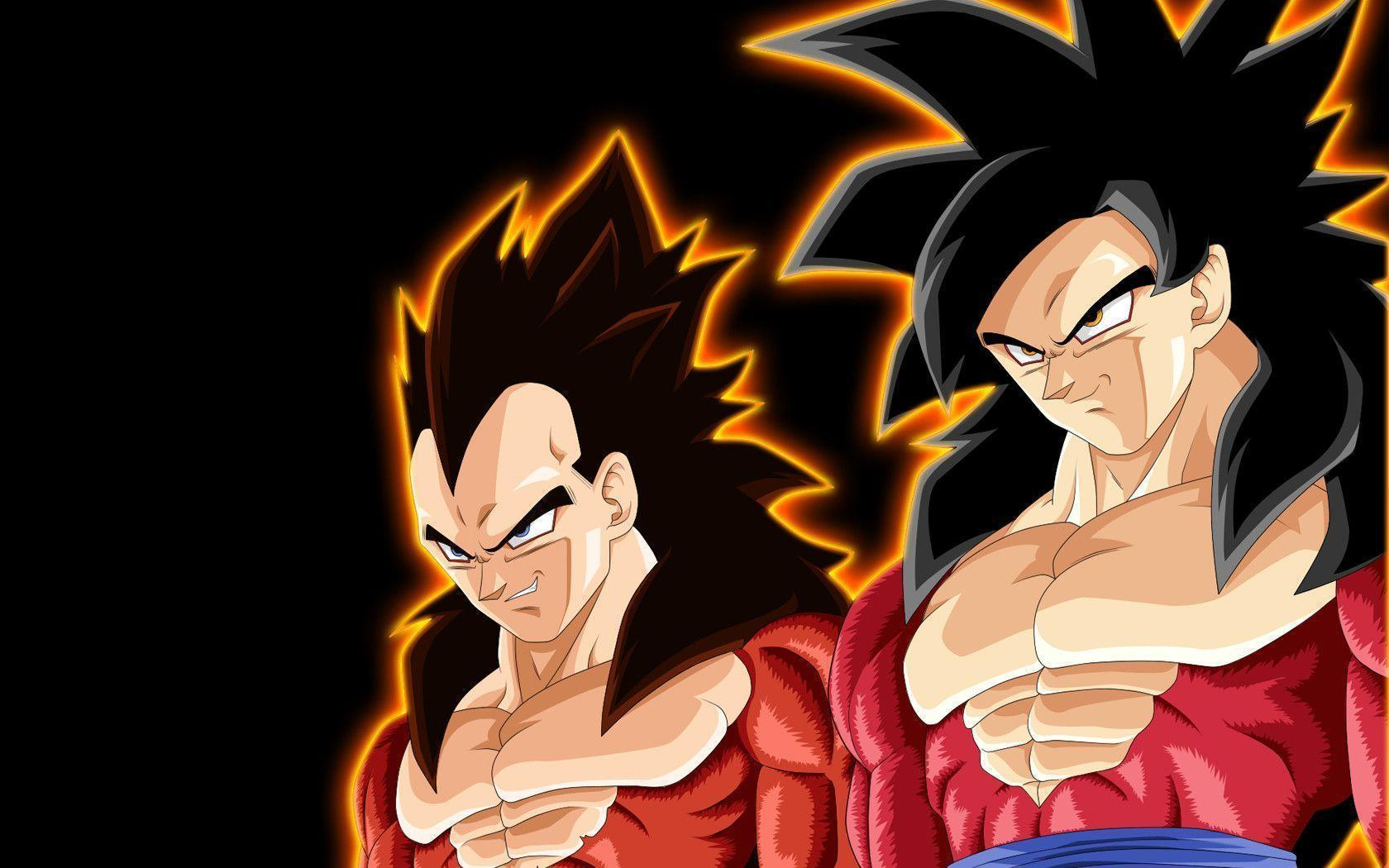 Dragonball Z Super Saiyan 4 - Cartoon Wallpapers (6545) ilikewalls.