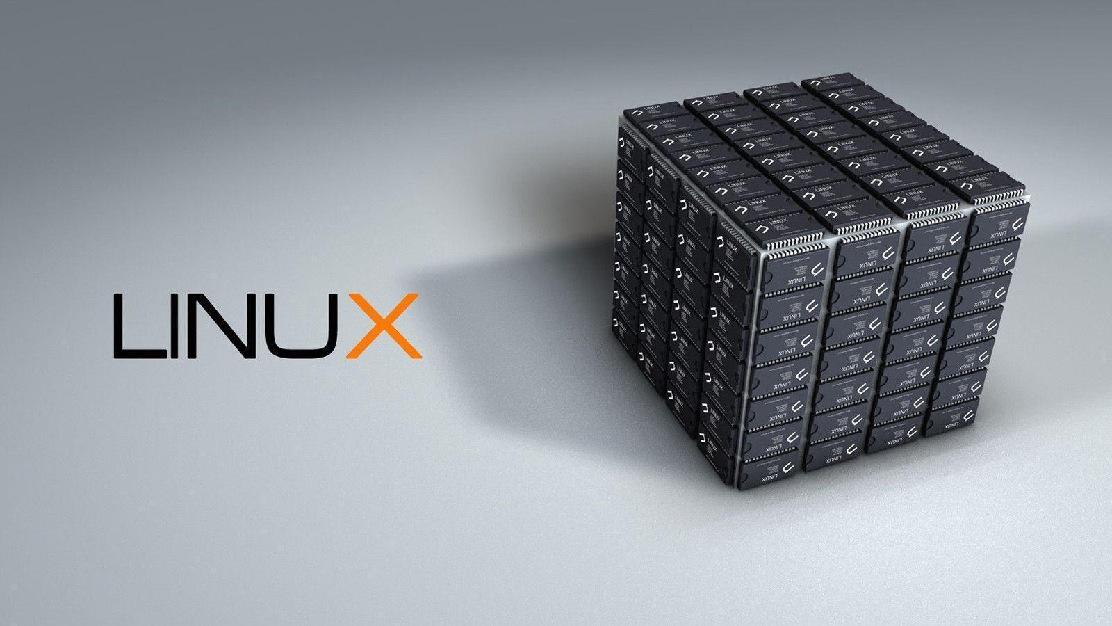 Linux Cubes Fresh New Hd Wallpaper