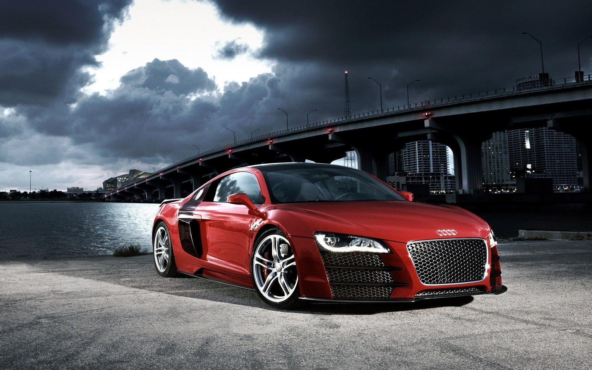 Audi R8 TDI Le Mans Concept Wallpapers | HD Wallpapers