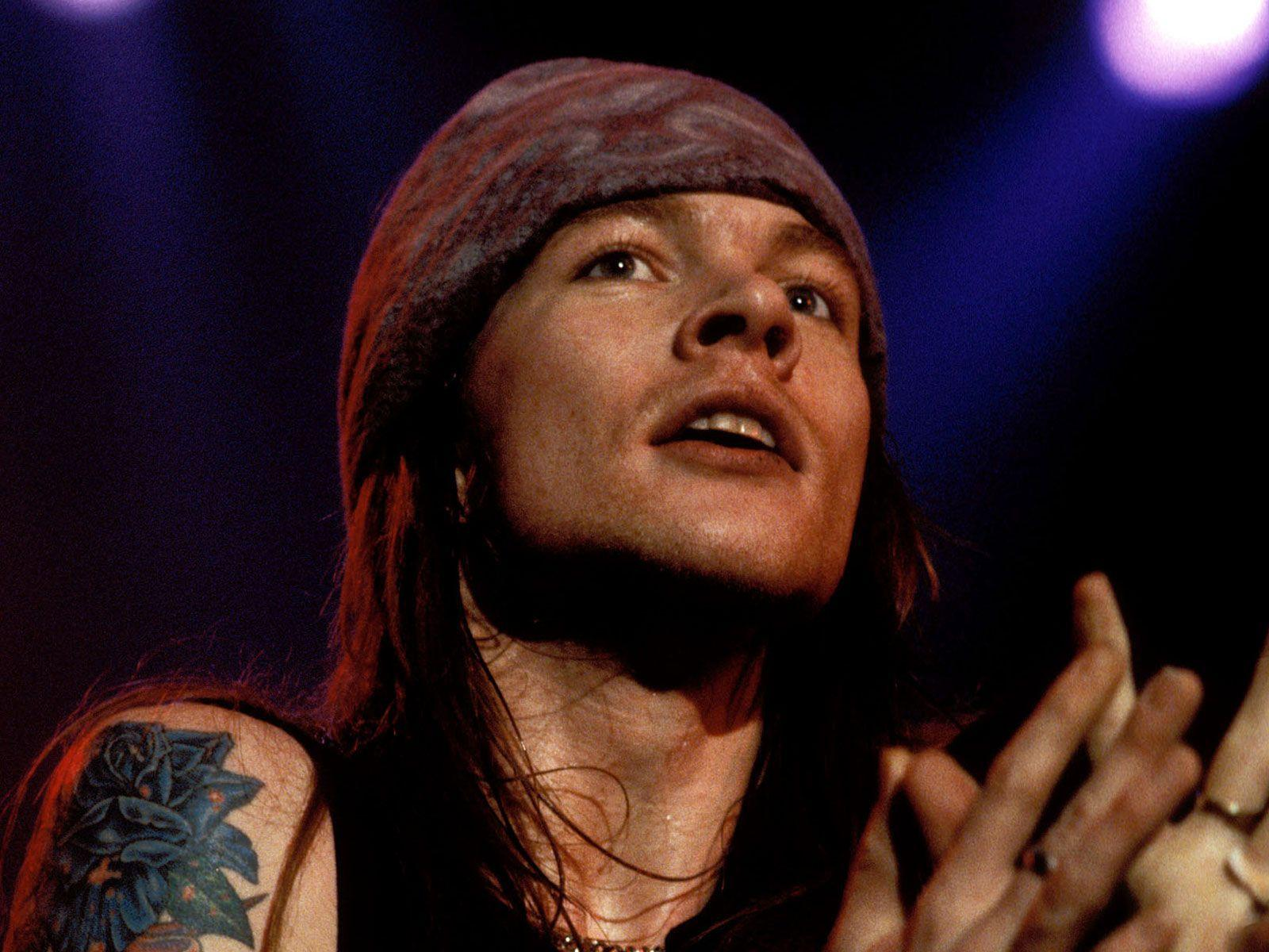 Axl Rose Picture Wallpapers HD