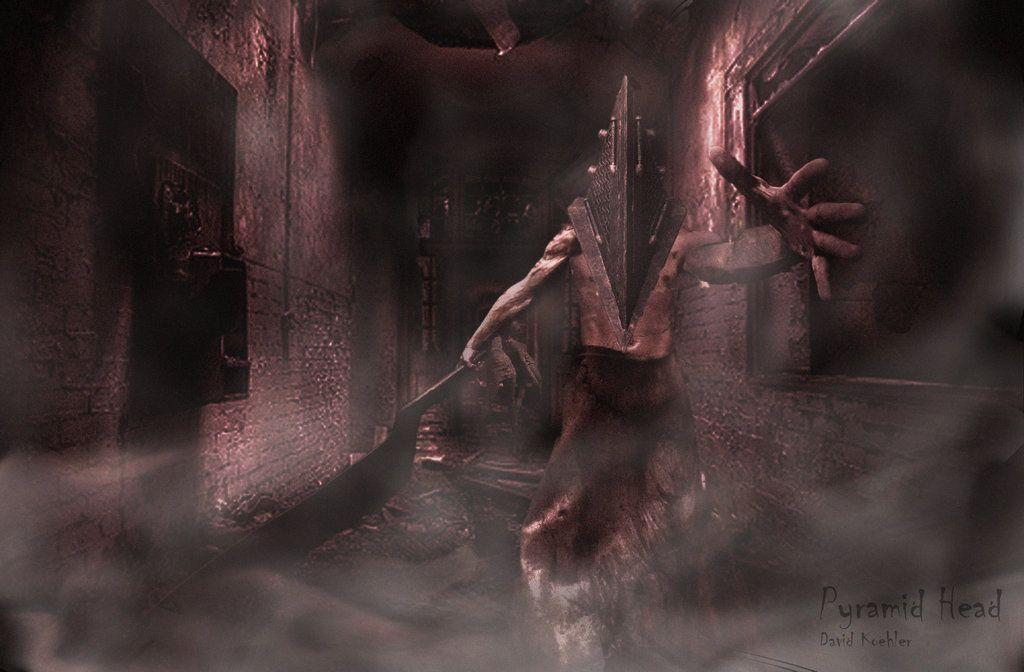 pyramid head wallpaper 1280x800 - photo #10