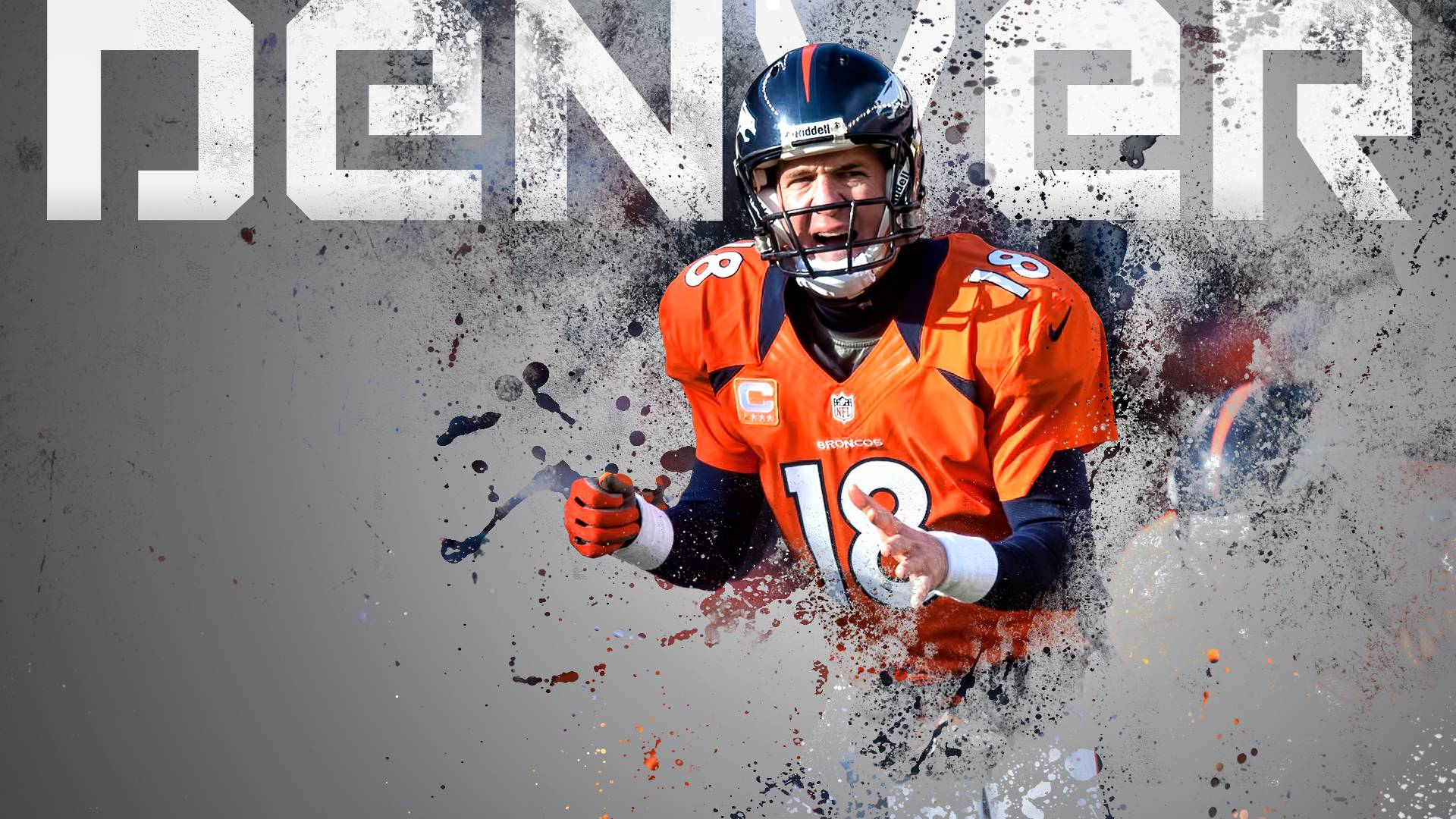 Top 10 HD Peyton Manning Wallpapers