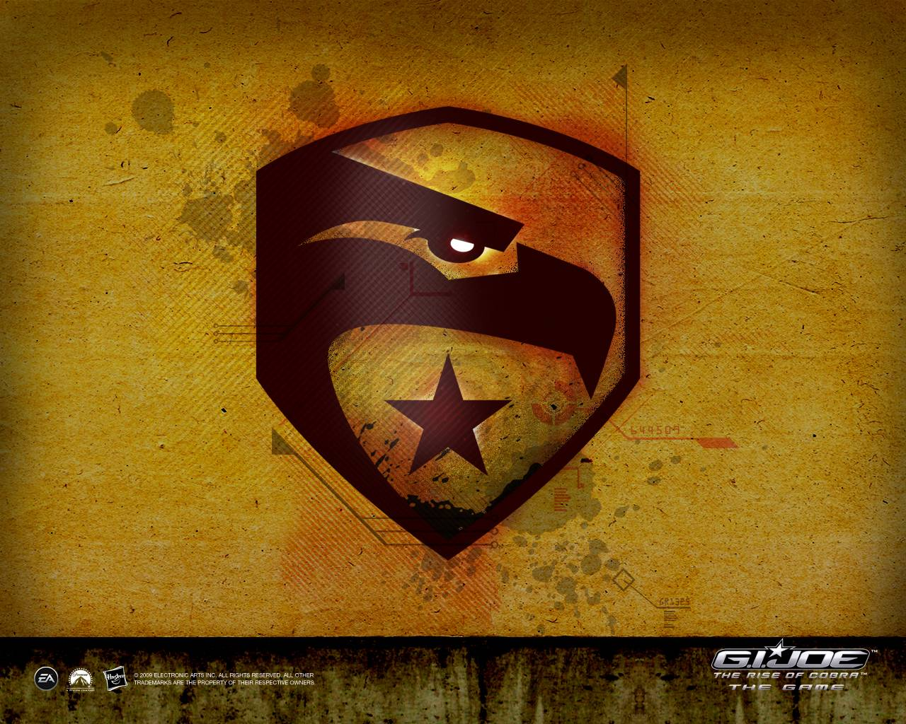 Download Eagle Logo Wallpapers 1280x1024