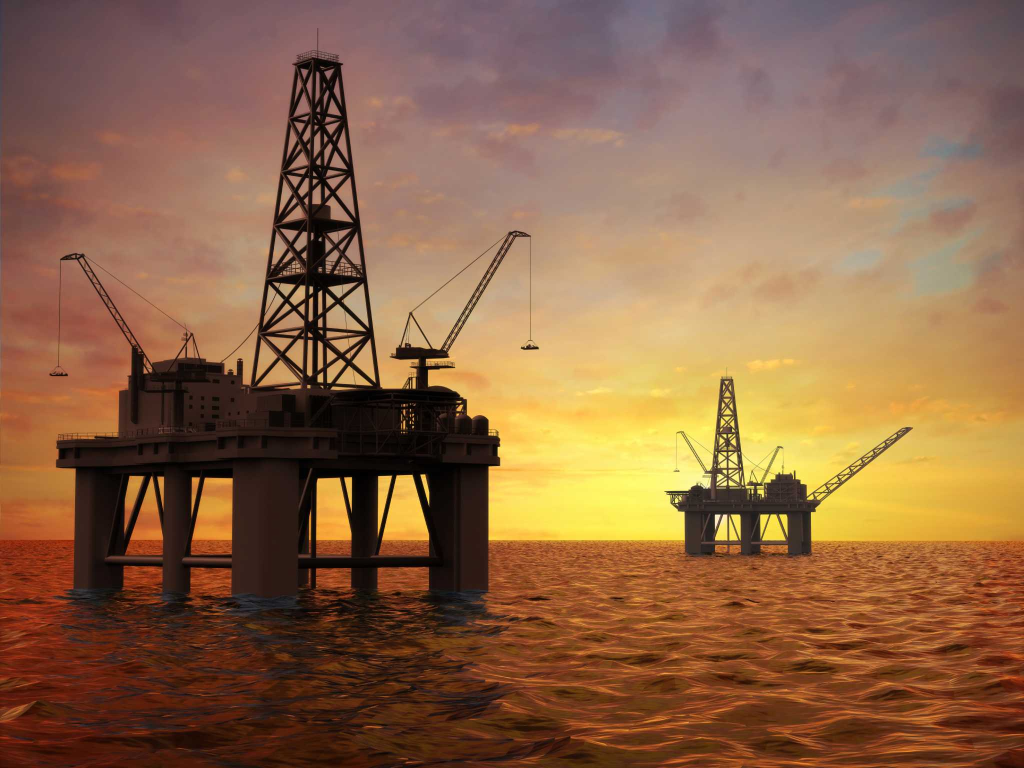 Oil Field Wallpapers 9885 1920x1200