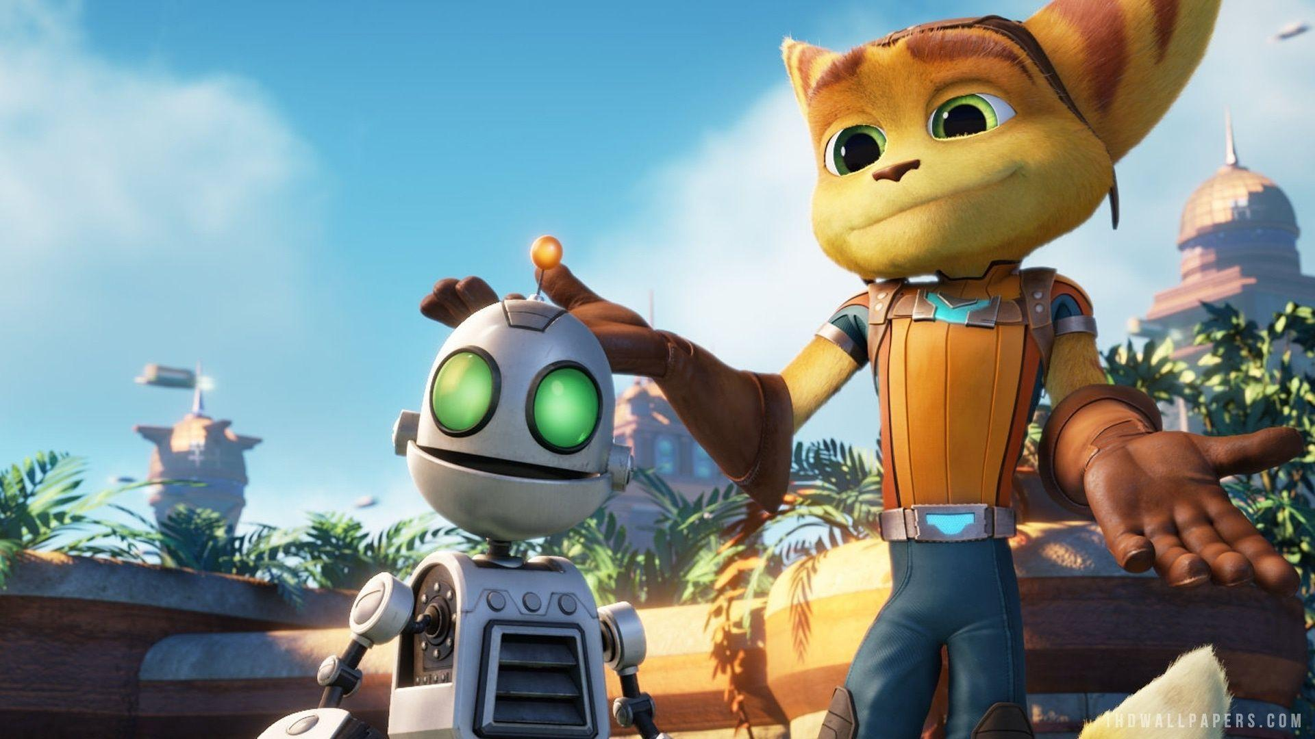 Ratchet And Clank Wallpapers