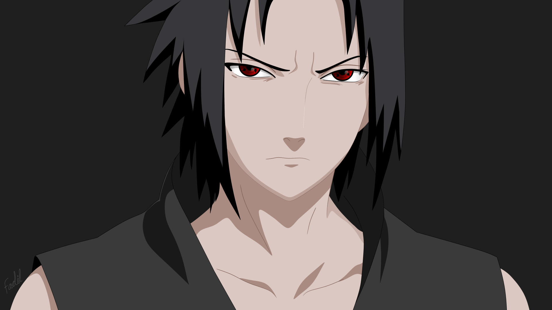 wallpapers de sasuke uchiha hd
