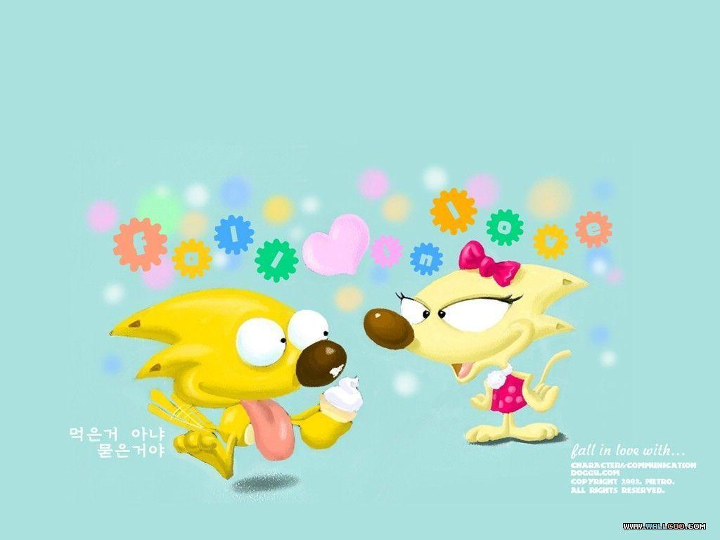 korean cartoons wallpapers - photo #40