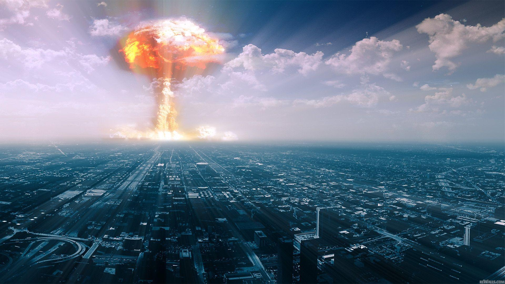 Wallpapers For > Hydrogen Bomb Wallpaper