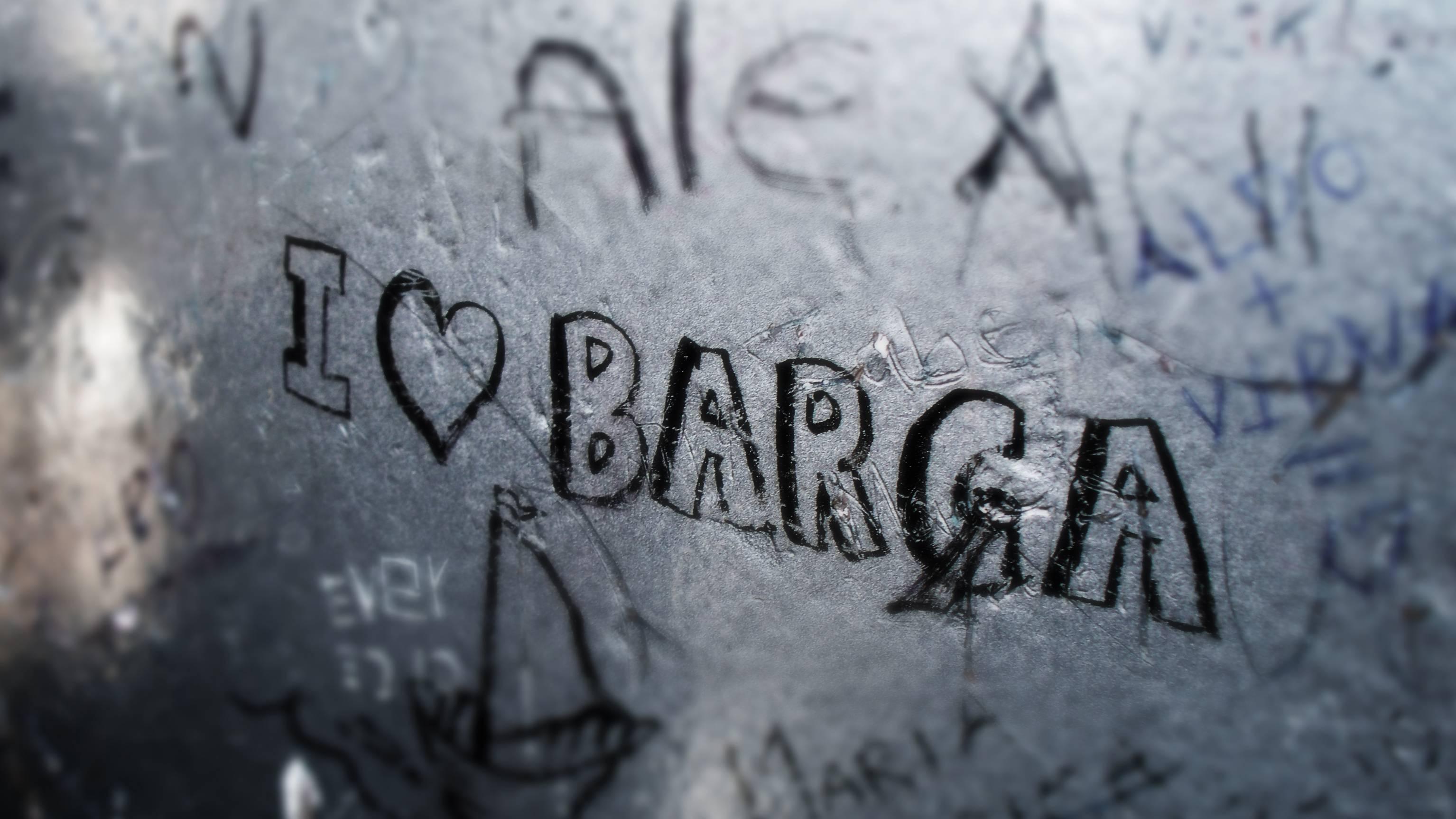 DeviantArt: More Like I Love Barca Wallpaper by Wybi