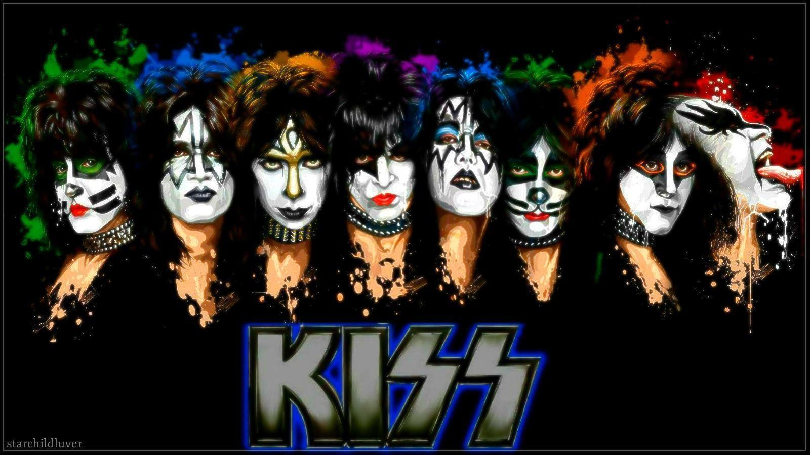wallpapers kiss wallpaper cave