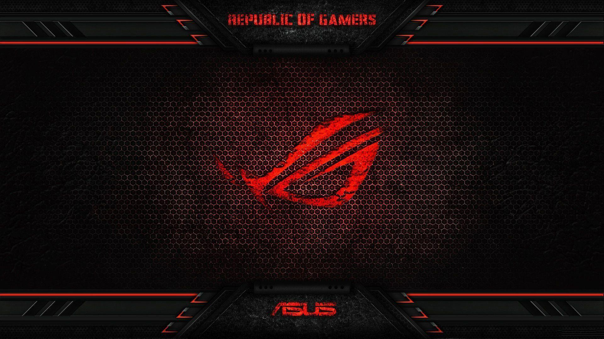 asus red tecnology wallpaper - photo #19