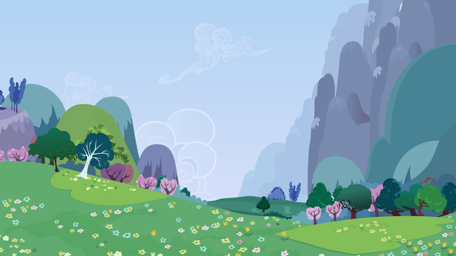 mlp background pony wallpapers - photo #2