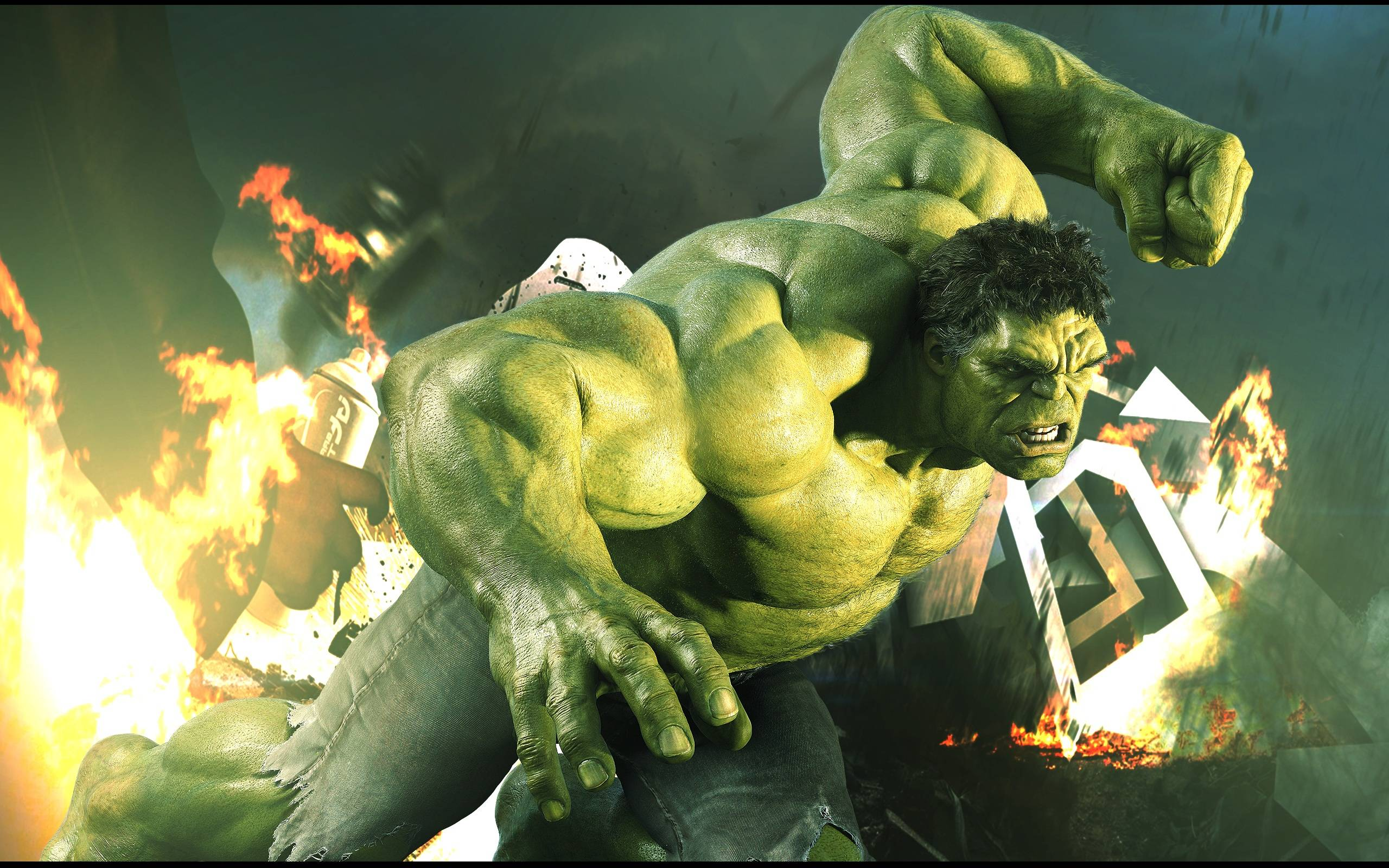 It's just a picture of Ambitious The Hulk Images