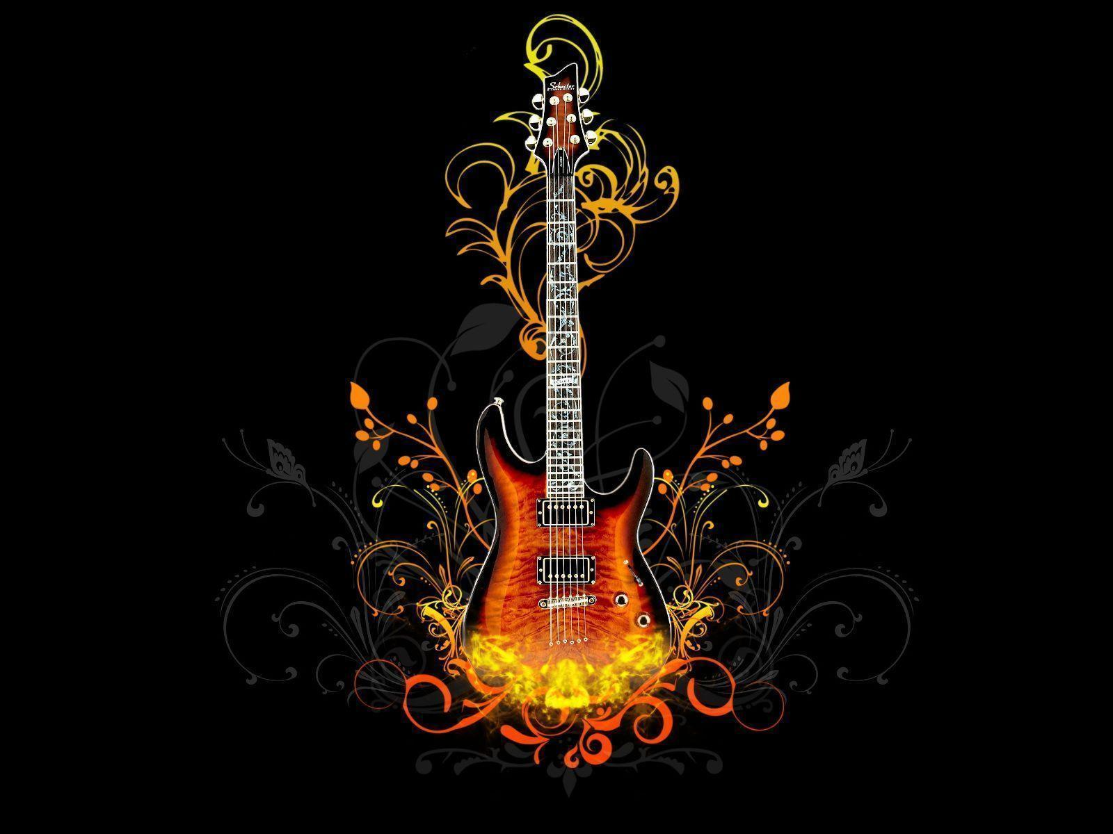 Guitar Image Hd Hd Backgrounds Wallpapers 38 HD Wallpapers