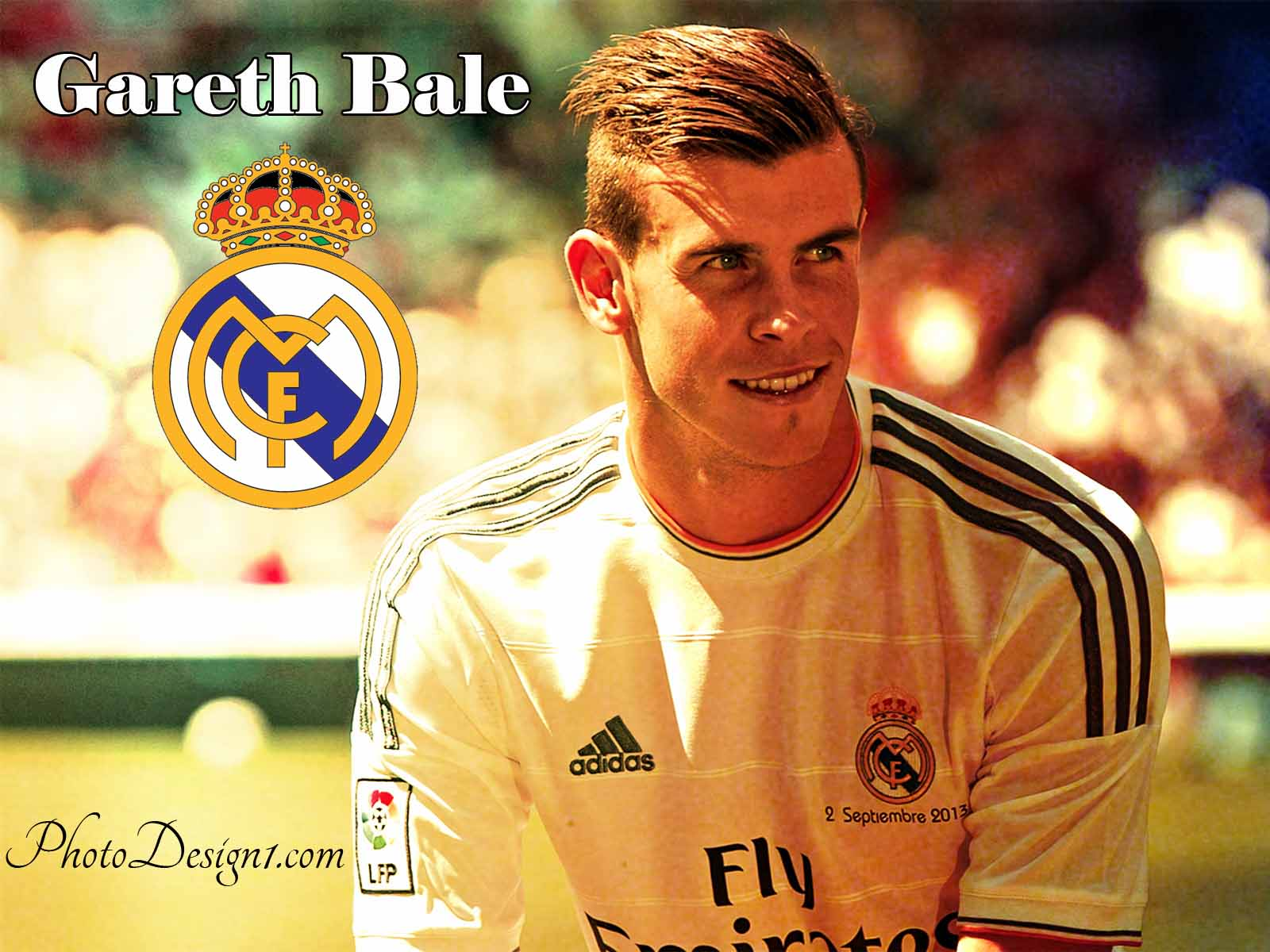 Download Gareth Bale Real Madrid HD Wallpaper Photo For #6639 ...
