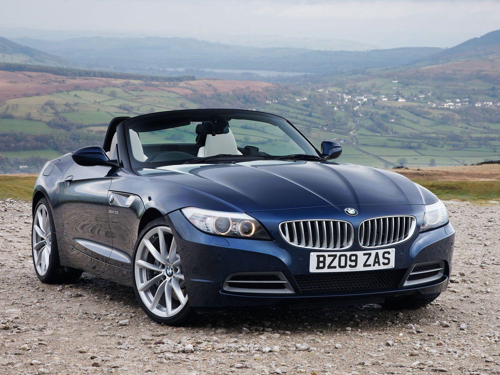 BMW Z4 Roadster UK Version - Wallpaperish
