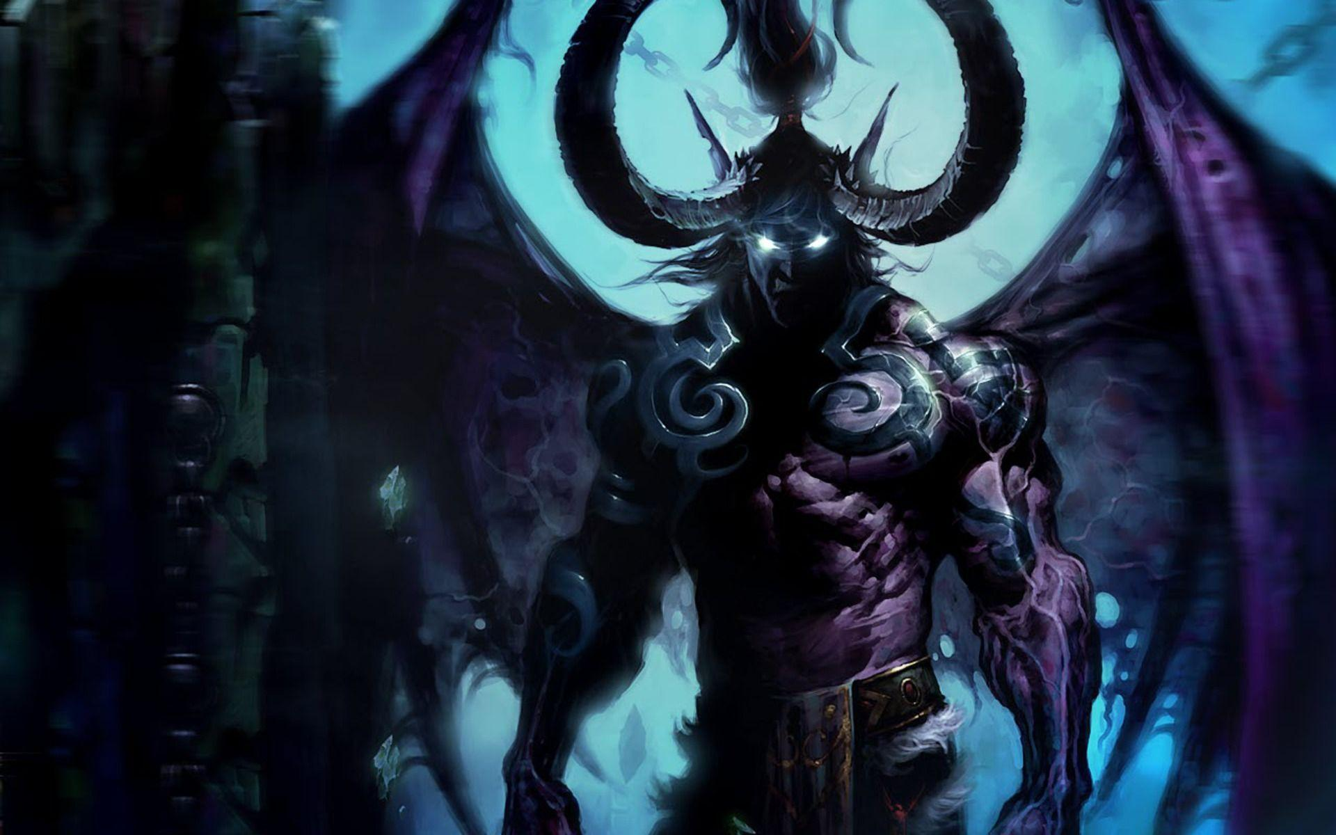 Illidan Wallpapers - WallpaperSafari