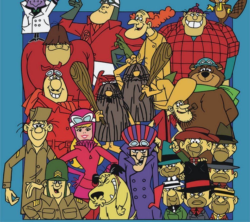 Wacky Races | The Cartoon Network Wiki | FANDOM powered by ...  |Wacky Racers Cartoon