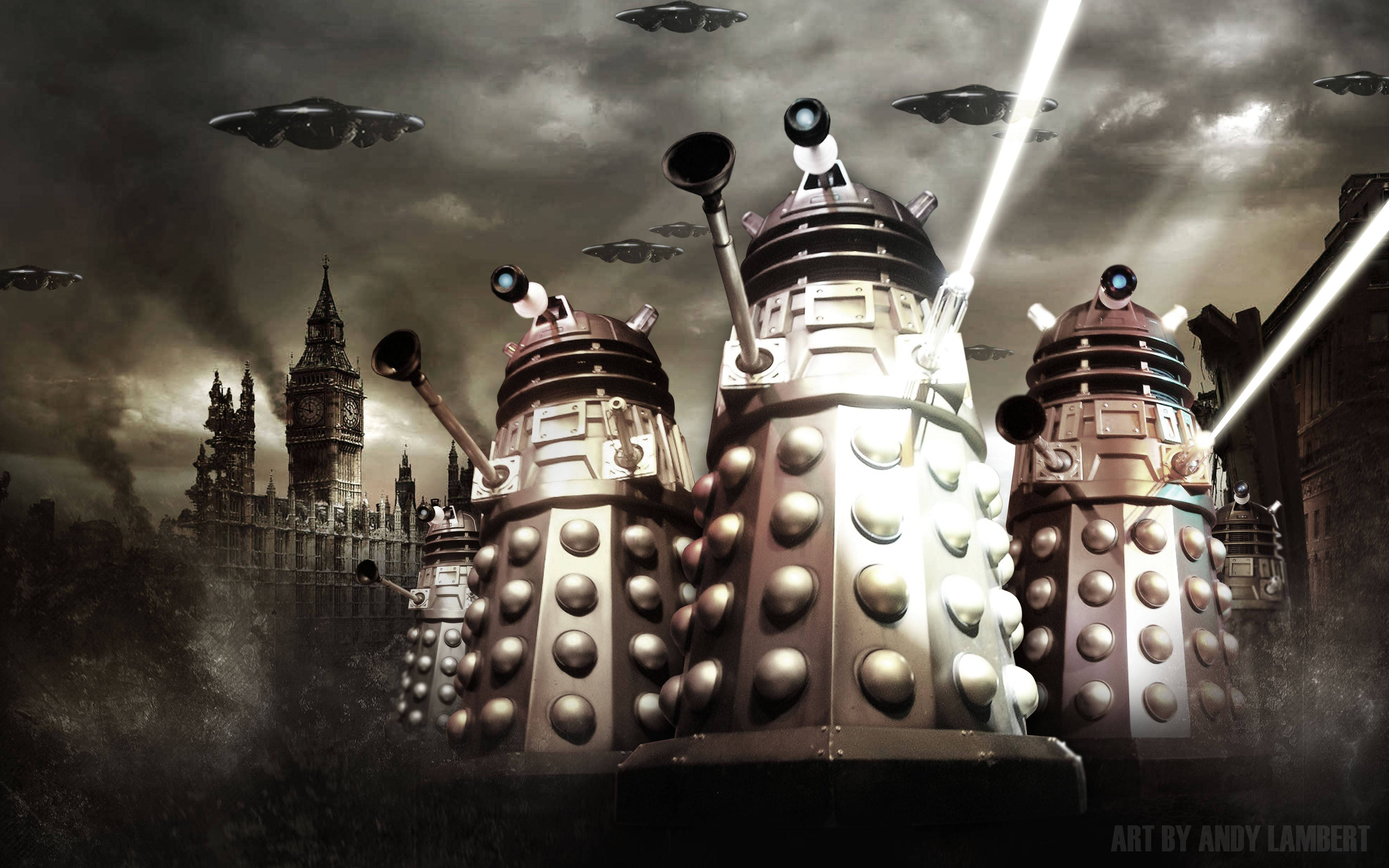 The daleks dw vs the guardians of oa dc spacebattles - Doctor who dalek pics ...