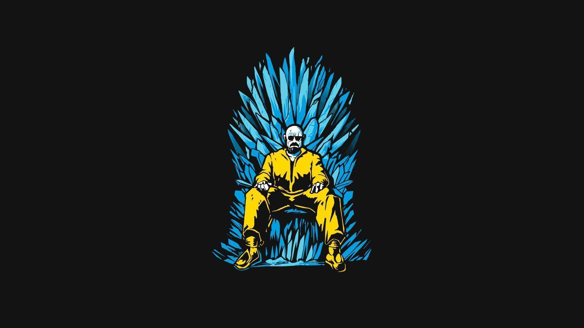 Breaking Bad Game Of Thrones Crossover HD Wallpaper 1920x1080