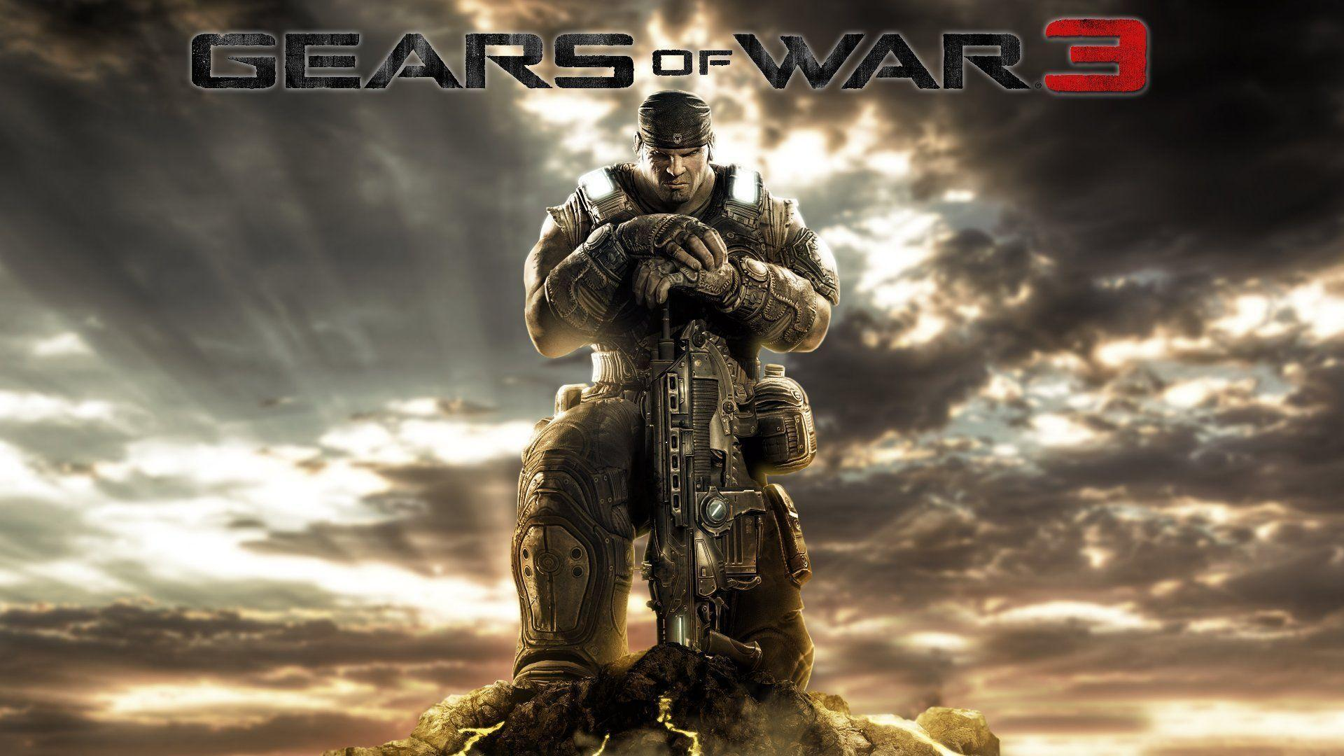 Wallpapers For > Gears Of War 3 Wallpapers 1920x1080