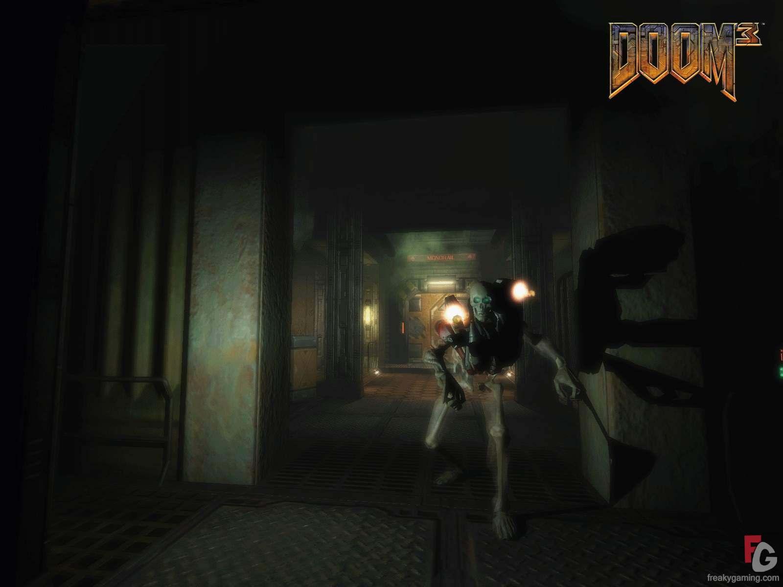 Doom 2016 Revenant Wallpapers in jpg format for free download