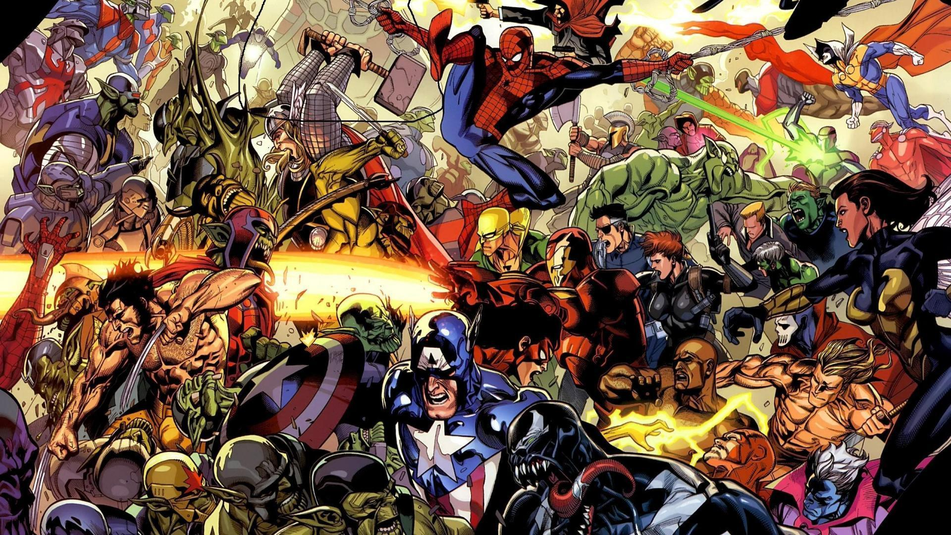 Marvel Malvorlagen Marvel Superhero The Marvel Super: Marvel Super Heroes Wallpapers