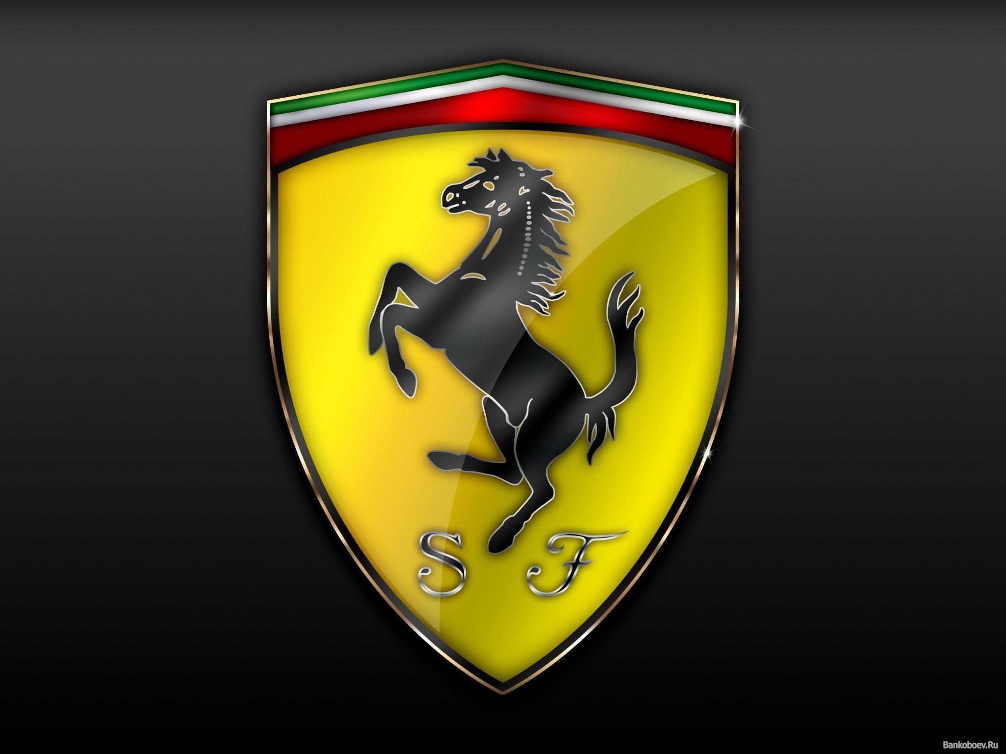 Ferrari Logo Salno Dermon