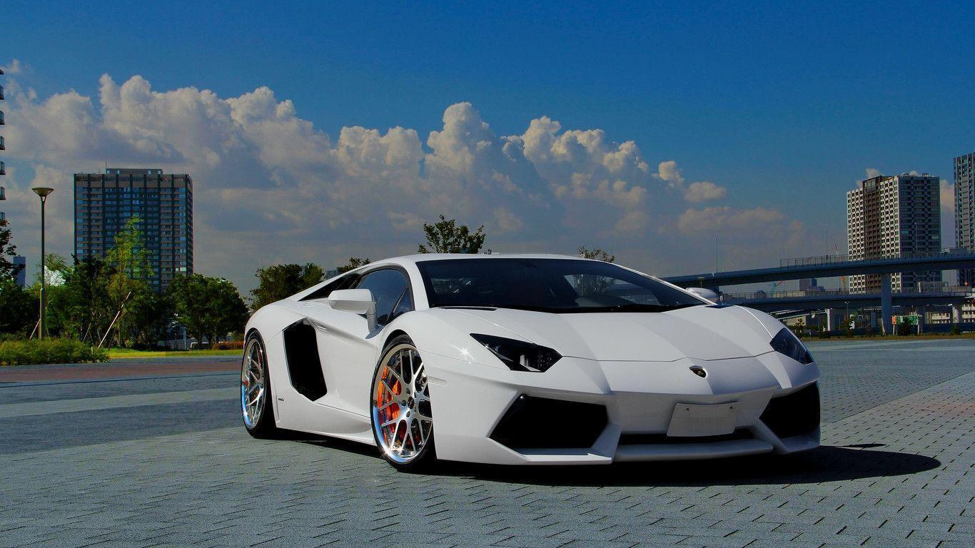 White Lamborghini Wallpapers - Wallpaper Cave