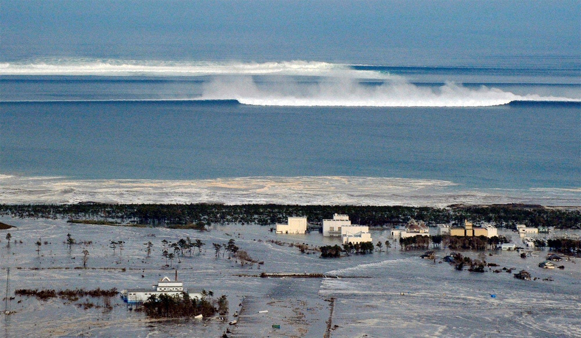 HD Tsunami Wallpaper | Download Free - 64597