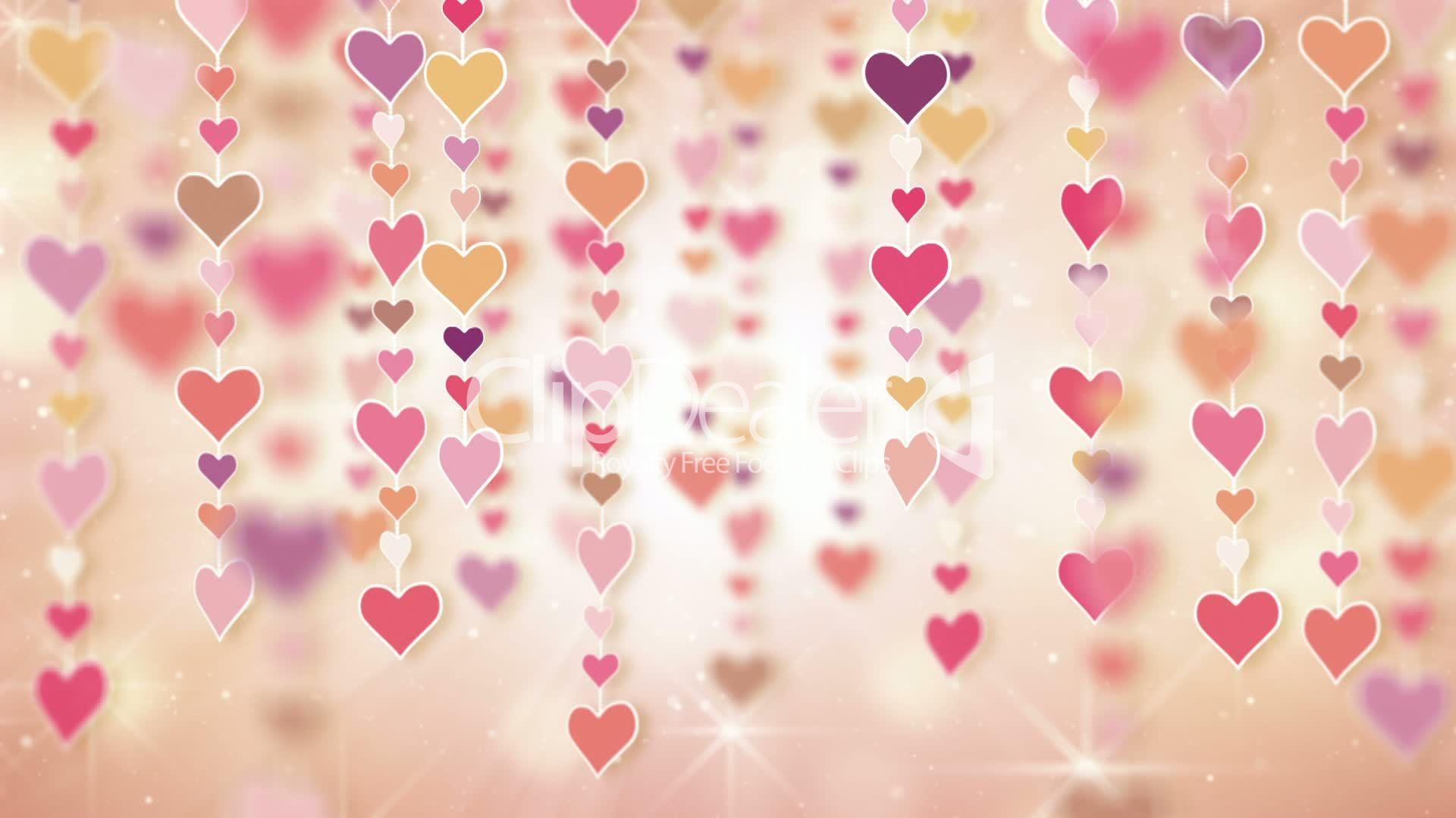 pink hearts backgrounds wallpaper cave