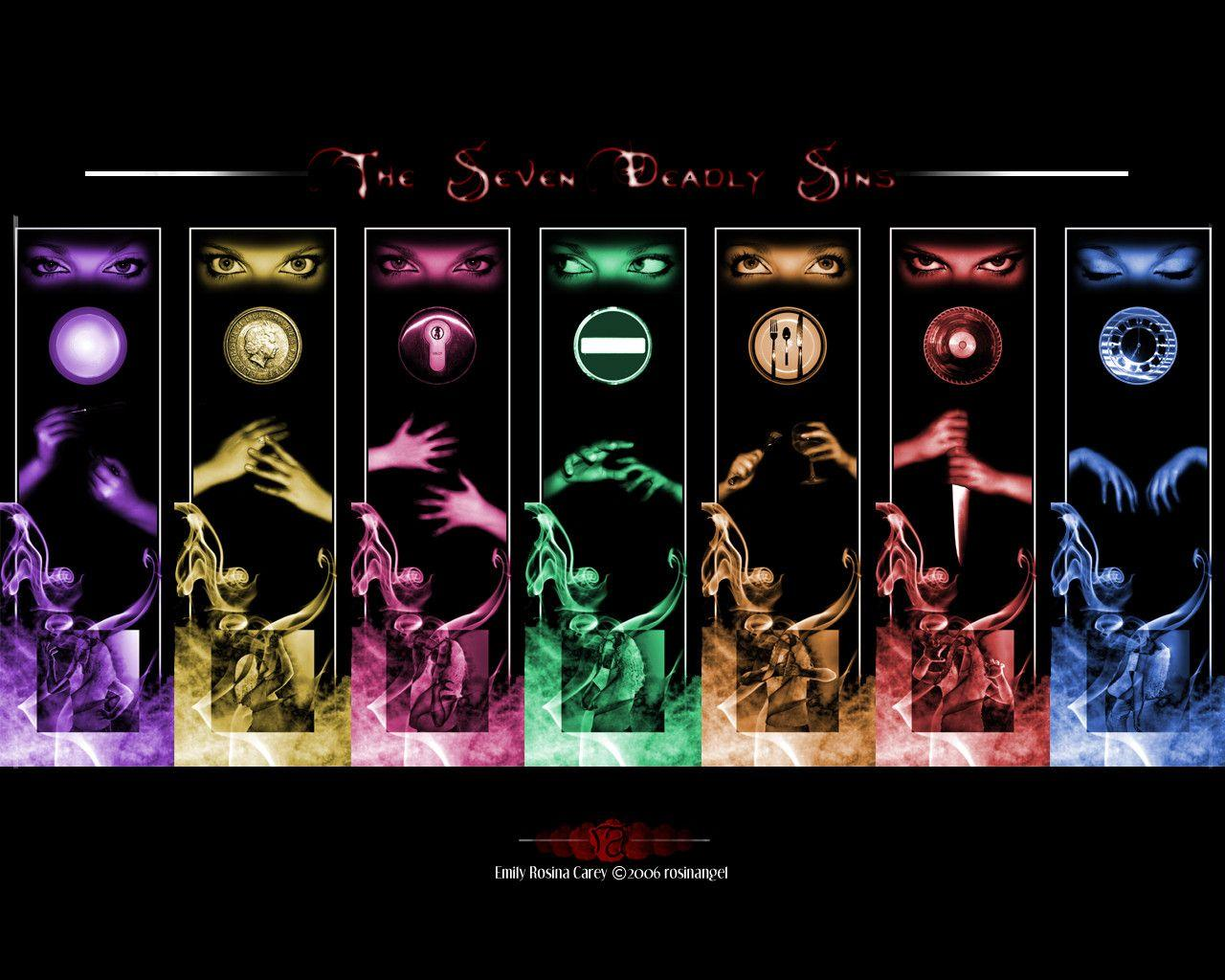 7 Deadly Sins Wallpapers - Wallpaper Cave