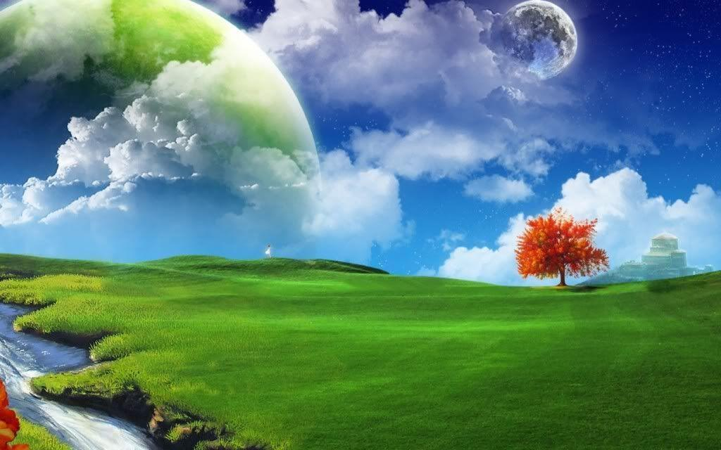 3D Nature Wallpaper For Pc Desktop Free Download Background 1 HD