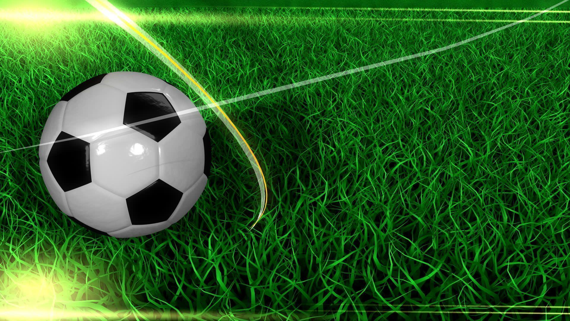 Soccer Backgrounds Stock Photo: Soccer Backgrounds Image