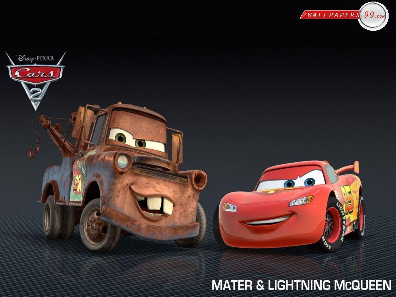 Cars 2 Cartoon Animated Movie Wallpaper HD For Mobile | Cartoons ...